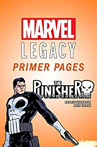 The Punisher - Marvel Legacy Primer Pages (The Punisher (2016-2018))