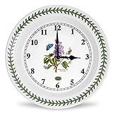 Portmeirion 60896 Botanic Garden - Orologio da parete (Lilac) - multicolore
