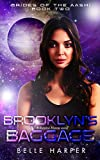 Brooklyn's Baggage: A Sci-fi Alien Romance (Brides of the Aashi)