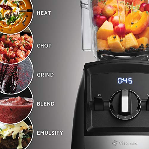 The Vitamix Ascent A2300 has variable speed control
