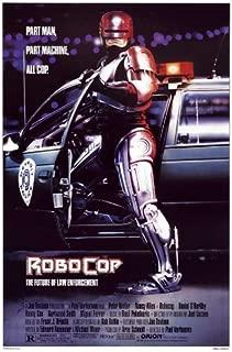 Robocop Poster Movie 27 x 40 Inches - 69cm x 102cm Peter Weller Nancy Allen Ronny Cox Kurtwood Smith Ray Wise Miguel Ferrer Dan O'Herlihy