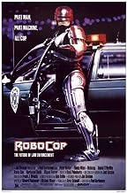 Robocop Poster (27 x 40 Inches - 69cm x 102cm) (1987)