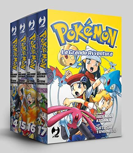 Pokémon. La grande Avventura: 14-17