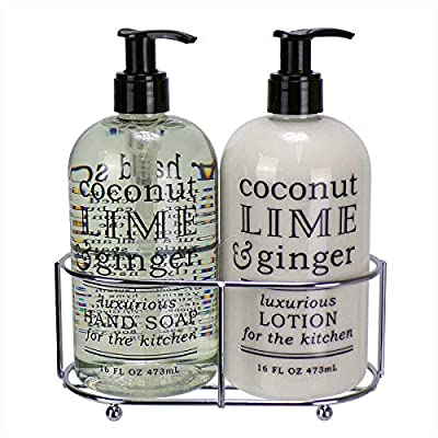 3 Pc Gift Set- Lotion and Hand Soap Sinktop Set