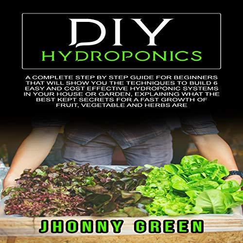 DIY Hydroponics  By  cover art