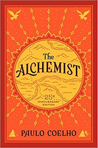 by Paulo Coelho - The Alchemist (Paperback) HarperOne; Anniversary Edition (April 15, 2014) [Bargain Books]