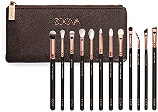 Zoeva Rose Golden luxury brushes set