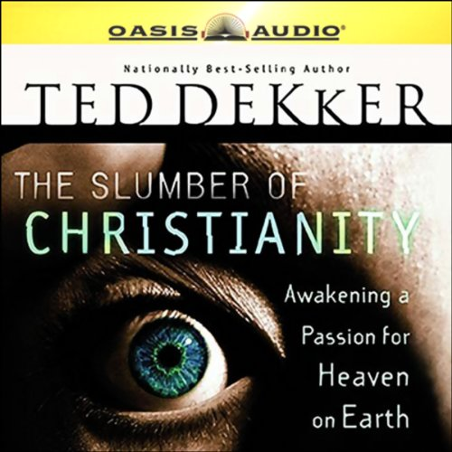 The Slumber of Christianity audiobook cover art