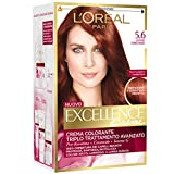 EXCELLANCE N.5,6 Castano Chiaro Rosso Prodotti per capelli