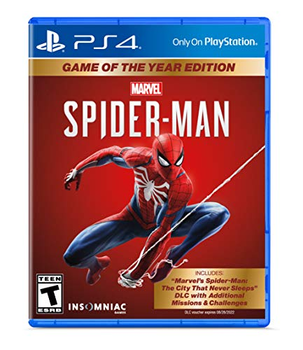 Marvel's Spider-Man: Game of The Year Edition - PlayStation 4 (Video Game)