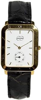 Orologio vintage watch Roman Numerals rectangular XMC641 Swiss Made 23027