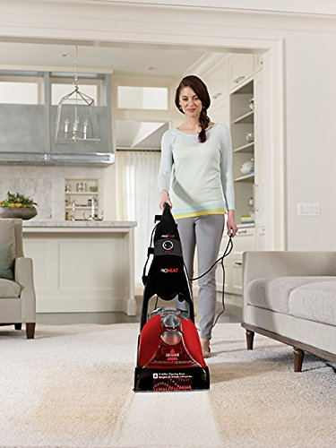 1899 ProHeat Carpet and Upholstery Deep Cleaner with Edge bristles and Tank-in-Tank System