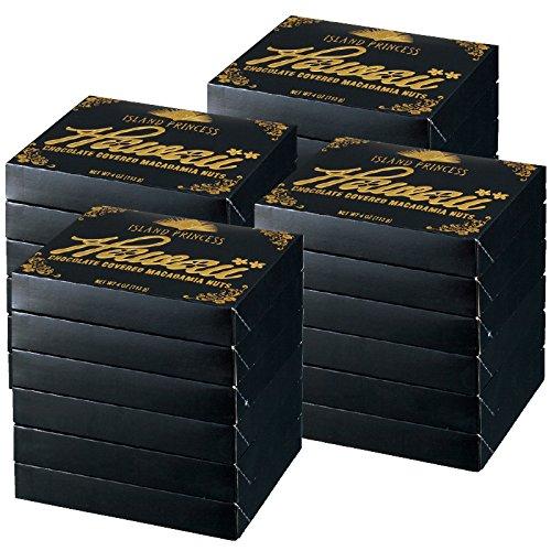 ハワイ 土産 ハワイ ミニマカデミアナッツチョコレート 24箱セット (海外旅行 ハワイ お土産)