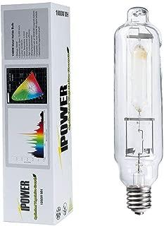 iPower 1000W Metal Halide MH Grow Light Bulb Lamp