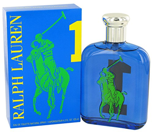 Ralph Laurên The Big Pony Collection #1 Eau De Toilette, for Men EDT 4.2 fl oz, 125 ml