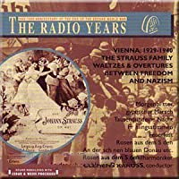 Vienna: 1929-1940 The Strauss Family Waltzes & Overtures Between Freedom and Nazism by Vienna Philharmonic