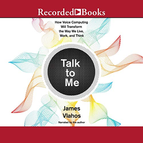 Talk to Me audiobook cover art