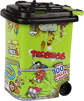 The Trash Pack Collector s Wheelie Bin with 2 Exclusive Trashies
