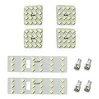 2LOOP(ツーループ) 3チップSMD10点 MPV LY3P系 LEDルームランプ -純白光