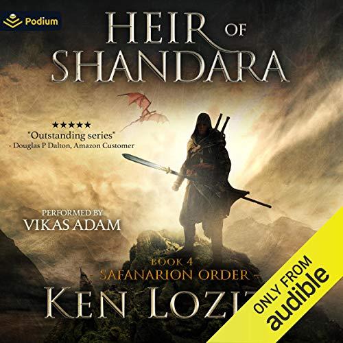 Heir of Shandara Titelbild