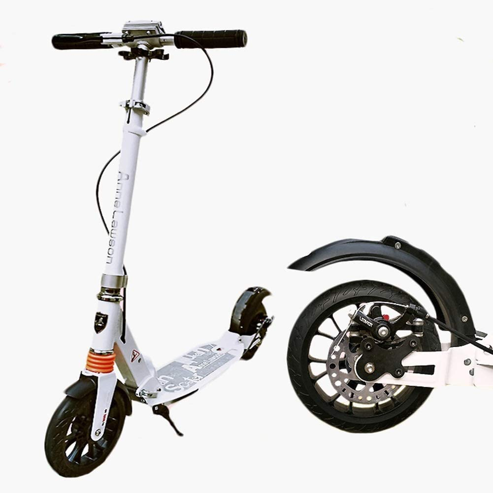ZAQ Adult Kick Scooter with Disc Du Brake Indianapolis Mall Scooters Bombing free shipping Folding
