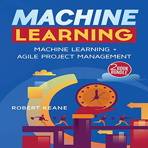 Machine Learning: A Two-Book Bundle audiobook cover art