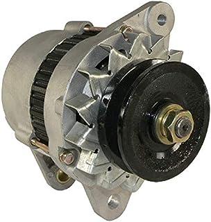 DB Electrical ANK0003 New Alternator For Komatsu 600-821-6120 600-821-6110 Rkd25A04, Crawler D20S D21 D21A D21P D21S D31 D...