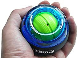 Gryoball wrist exerciser