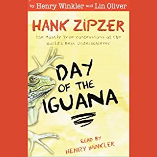 Day of the Iguana audiobook cover art