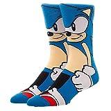 Sonic the Hedgehog 360 Character Socks