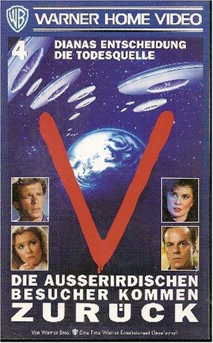 V - Die Ausserirdischen Besucher kommen zurück 4: Dianas Entscheidung / Die Todesquelle