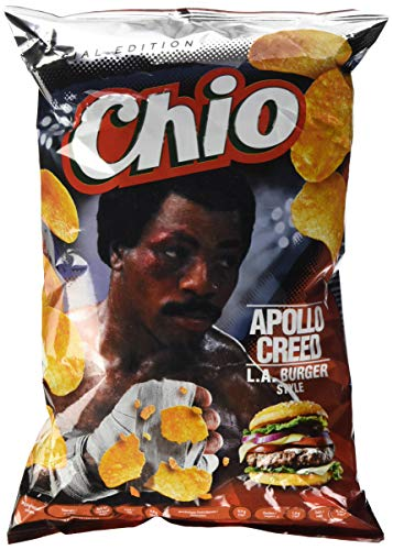 Chio Chips Apollo Creed - L.A. Burger Style, 20er Pack (20 x 150 g)