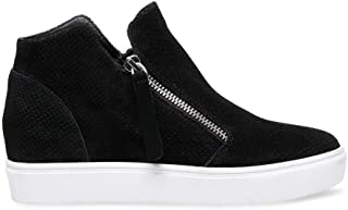 Best black hidden wedge sneakers Reviews