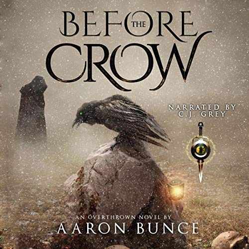 Before the Crow (A Grimdark Epic) cover art