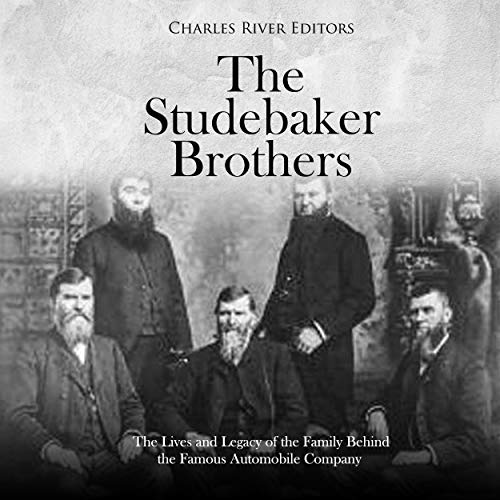 The Studebaker Brothers  By  cover art