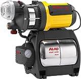 AL-KO  112442   HWF 1400 Inox Hauswasserwerk mit 5 Laufrädern, 6000 L/h,...