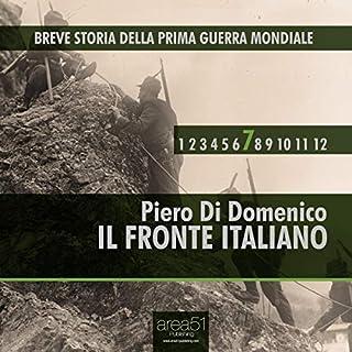 Breve Storia della Prima Guerra Mondiale, Vol. 7 copertina