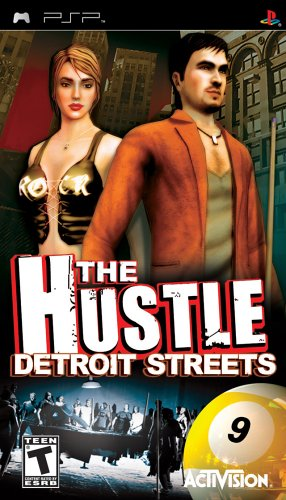The Hustle: Detroit Streets - Sony PSP Game