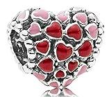 Pandora Femme Argent Charms et perles - 796557enmx