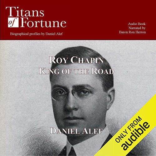 Roy Chapin copertina