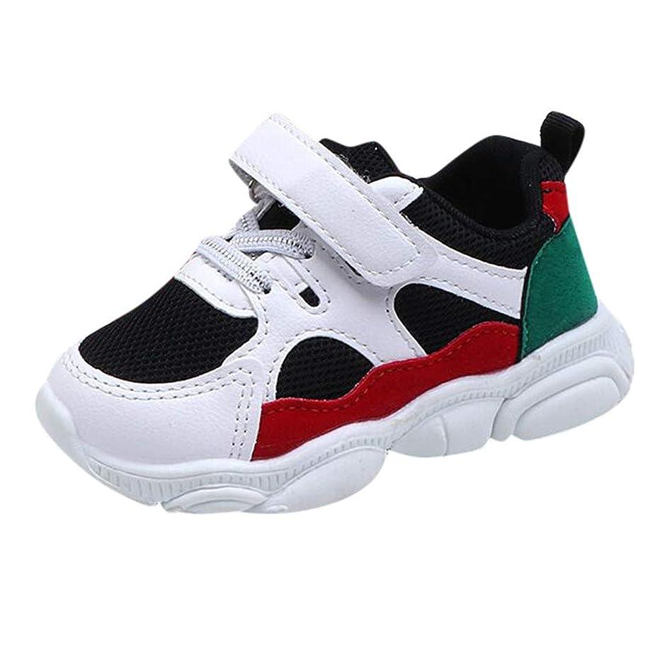 Shusuen Kids Sneaker Unisex Little Soft Sole Mesh Running Sport Shoes tostfd8912421