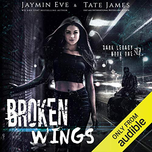 Page de couverture de Broken Wings