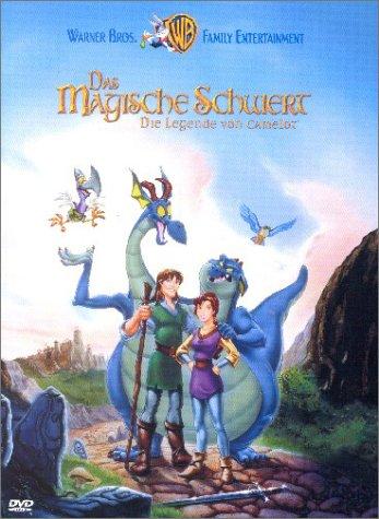 Das magische Schwert - Die Legende von Camelot [Alemania] [DVD]