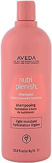 Aveda Nutri Plenish Light Moisture Shampoo 1000ml - shampoo idratante leggero Capelli Fini