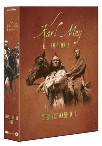 Karl May Edition 2 - Shatterhand Box [2 DVDs]