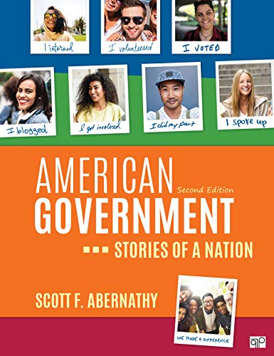 Compare Textbook Prices for American Government: Stories of a Nation 2 Edition ISBN 9781544327556 by Abernathy, Scott F.