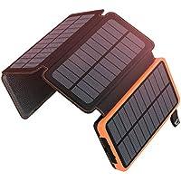 ADDTOP 25000mAh Portable Solar Power Bank