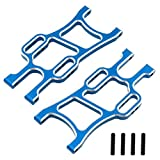 Hobbypark 108821 108021 Aluminum Rear Lower Arms (L/R) Blue for 1/10 Redcat Volcano Epx (PRO) Exceed RC Infinitive Monster Truck 08006 Upgrade Parts