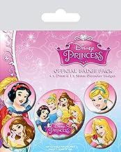 Badge Pack Disney Princess