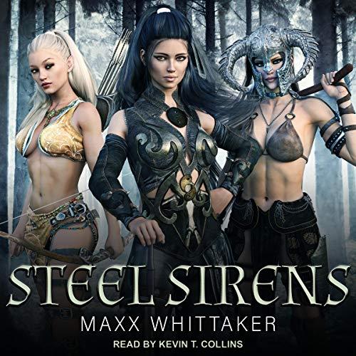 Couverture de Steel Sirens
